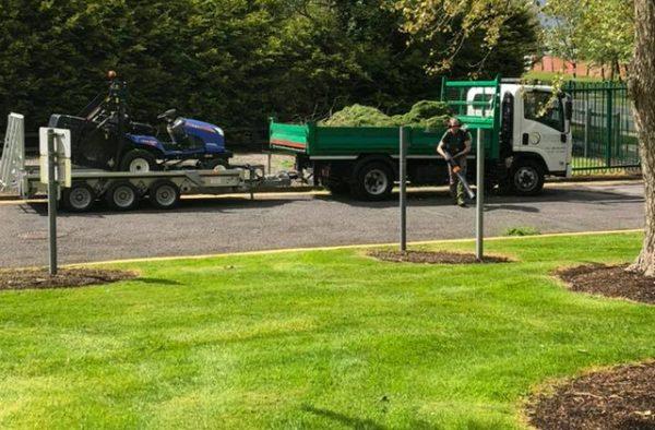 McGowan Landscapes Lawn Mowing